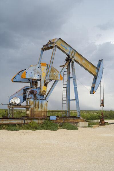Paul Turounet, 'Oil Pump Jacks: Rakin, Texas', 2019