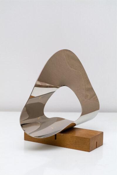 Max Bill, 'ruban sans fin partant d'un anneau circulaire II', 1947/1949