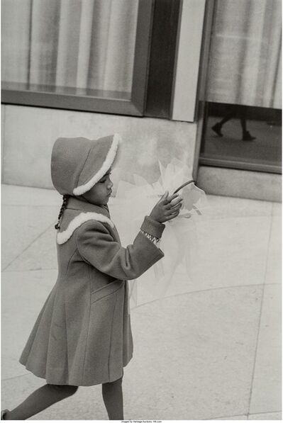 Edouard Boubat, 'New York', 1964