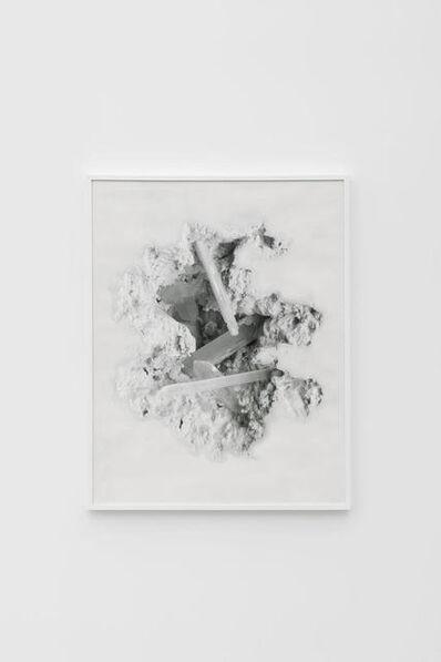 Daniel Arsham, 'Selenite Erosion Wallpaper *', 2018