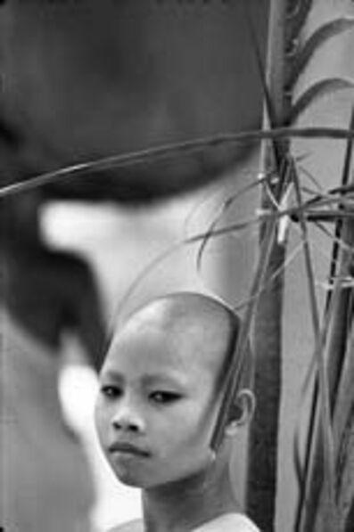 Marc Riboud, 'Angkor, 1981 - Jeune bonze', 1981