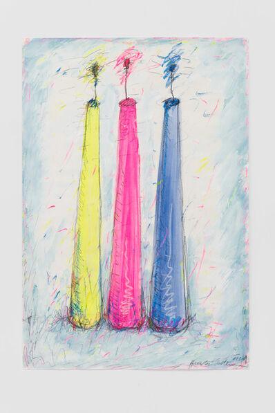 Renate Bertlmann, 'Trilogische Türme [Trilogical Towers]', 1990