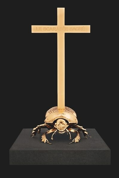 Jan Fabre, 'Holy dung beetle', 2016