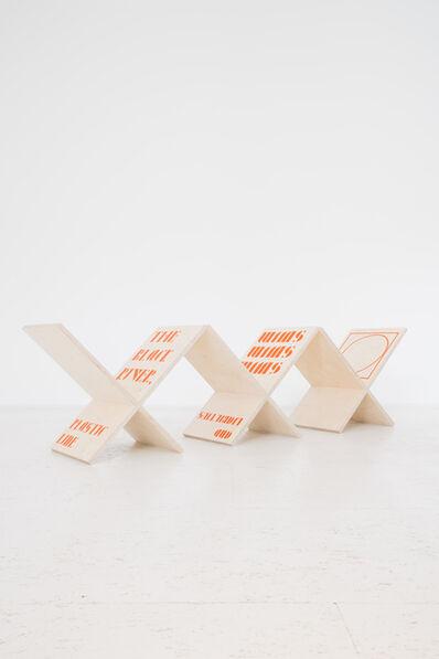 Rafael Domenech, 'POEM FOR 25 PANELS', 2020