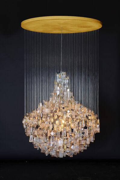 Diederik Schneemann, 'Essence chandelier', 2019