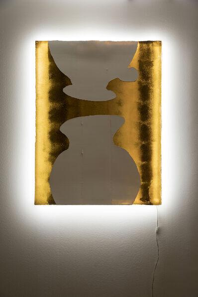 Heemin Chung, 'Vases on face', 2017