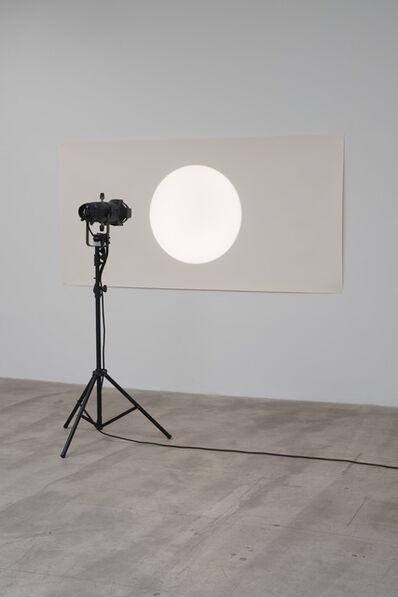 Amalia Pica, 'Under the Spotlight (White on White)', 2011
