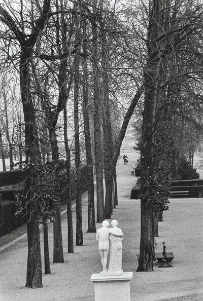 Edouard Boubat, 'Parc de saint Cloud', 1981