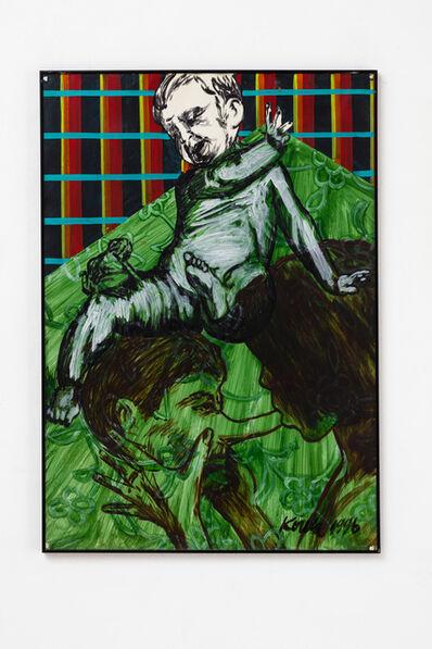 András KONCZ, 'Frog nookie --- A béka kefél ', 1996