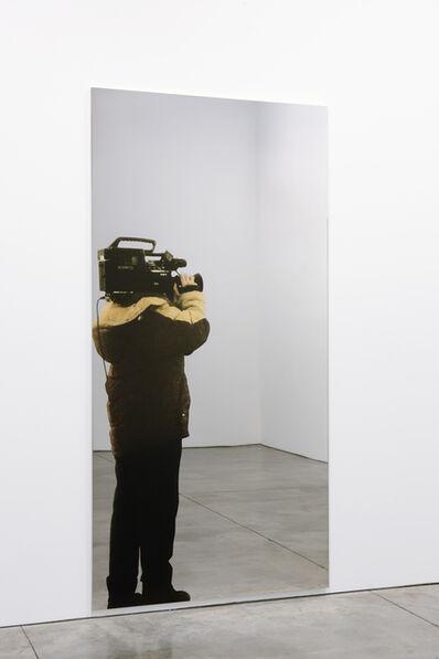 Michelangelo Pistoletto, 'Video ripresa (Video shoot)', 2008