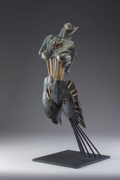 Blake Ward, 'Angel Tahere', 2014