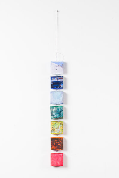 Karen Gibbons, 'Chakra Blocks', 2012