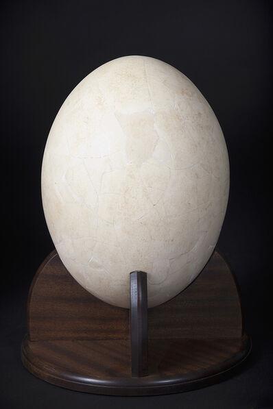 Unknown, 'Elephant Bird Egg'