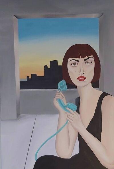Louise De Buck, 'Blues in The Night', 2020