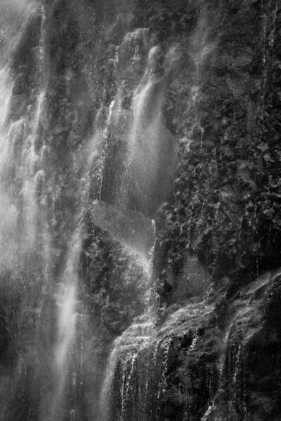 David H. Gibson, 'Water Cascade: Mystery, 11 1819, Columbia River Gorge, Oregon'