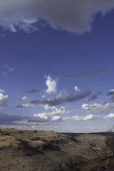 Peter Brown, 'Clouds and Canyon, Davis Mountains, North of Ft. Davis', 2013
