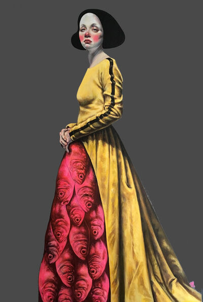 Afarin Sajedi, 'You Look Ready', 2019