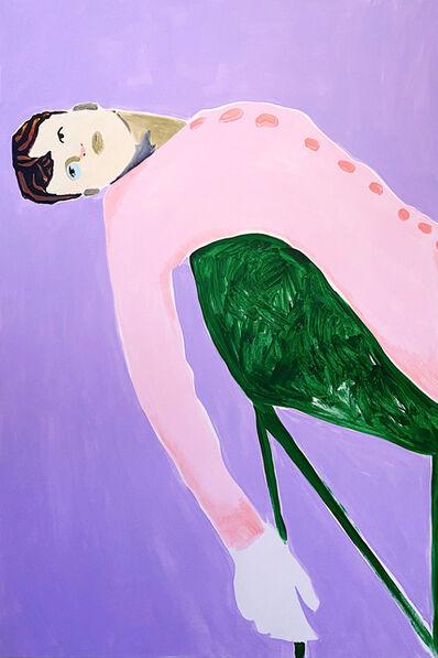 Erin Armstrong, 'Teeter', 2021