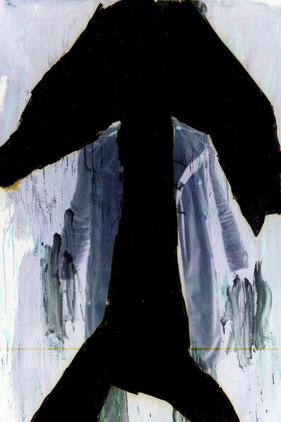 Thibault Hazelzet, 'Autoportrait recyclé #19', 2011