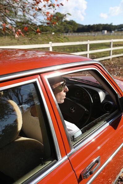 Michael Zavros, 'Dad likes Mercedes', 2020
