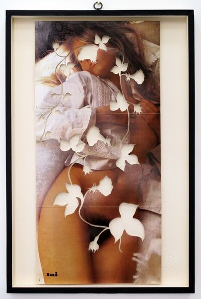 Paolo Giardi, 'You Can Learn a Lot of Things From the Flowers XVa - Ipomea - Lui - Marianne', 2011