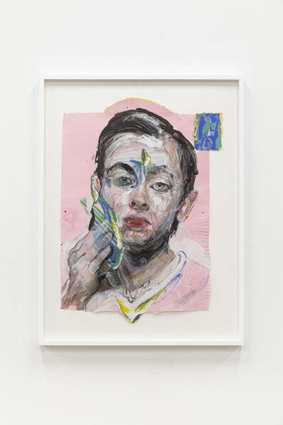 Natalie Frank, 'Man Washing Face', 2019