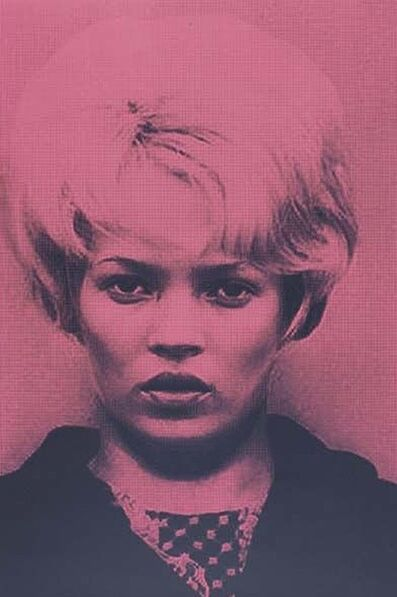 Russell Young, 'Kate Moss (as Myra Hindley) - AP', 2007