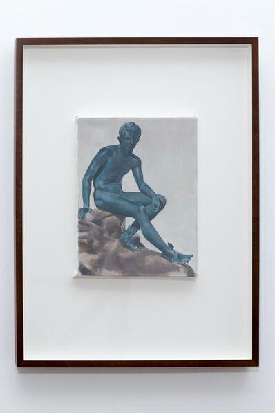Alexander Massouras, 'Seated Hermes, Found at the Villa in 1758', 2014