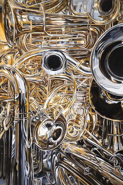 Allan Gorman, 'Cacophony', 2014