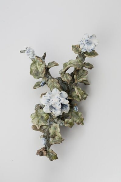 Matthew Solomon, 'Flowered branch', 2015