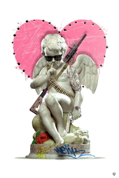 JJ Adams, 'Love Gun', 2015