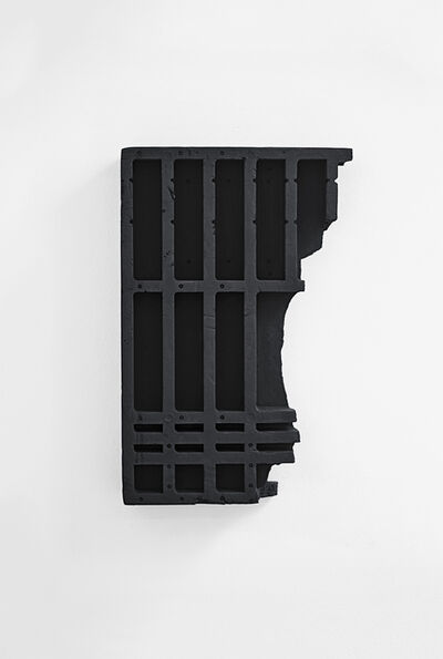 Mike Meiré, 'Black Relief', 2012