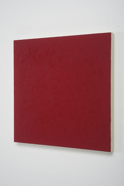 Marcia Hafif, 'From the Table of Pigments: Cadmium Red Deep', 1991