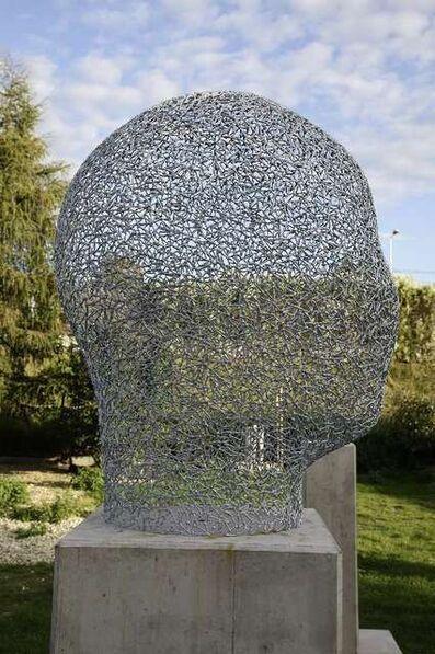 Alfred Haberpointner, 'Head', 2018