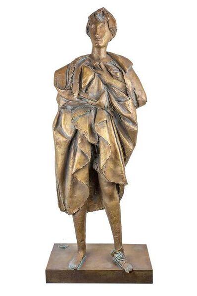 Giacomo Manzù, 'Striptease', 1984-2004
