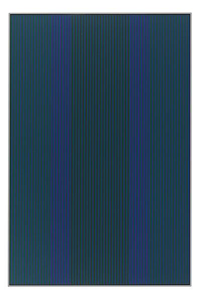 Karl Benjamin, '#12, 1980', 1980