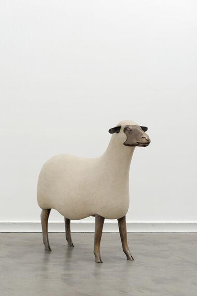 François-Xavier Lalanne, 'Les Nouveaux Moutons, Brebis', 1995