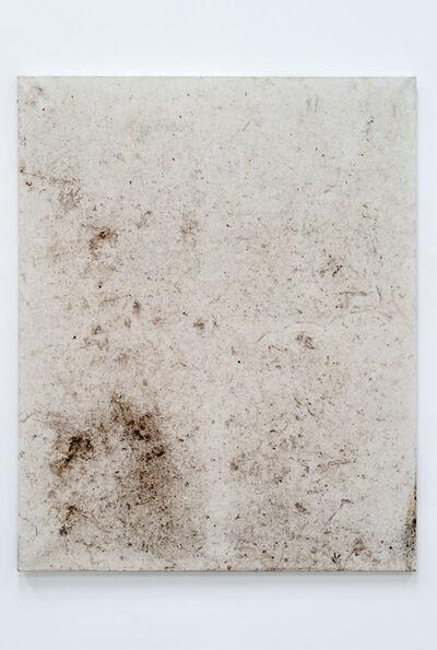 Karin Sander, 'Gebrauchsbild 187/10, Im Garten während der Gebäudesanierung, Berlin-Zehlendorf / Patina Painting 187/10, In The Garden During Building Renovation, Berlin-Zehlendorf', 2018