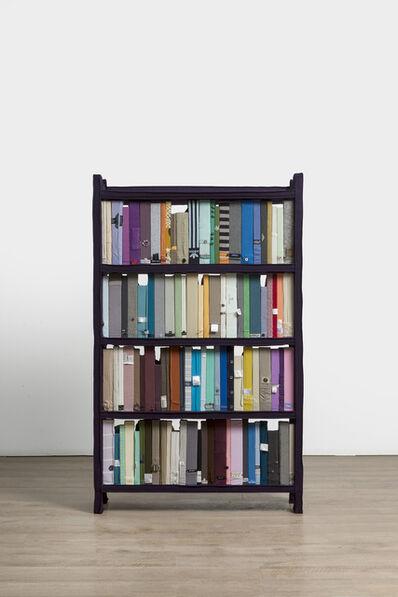 Yin Xiuzhen 尹秀珍, 'Bookshelf No. 3', 2009-2013