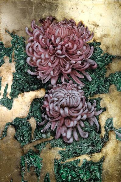 Steven Spazuk, 'Chrysanthemums', 2018