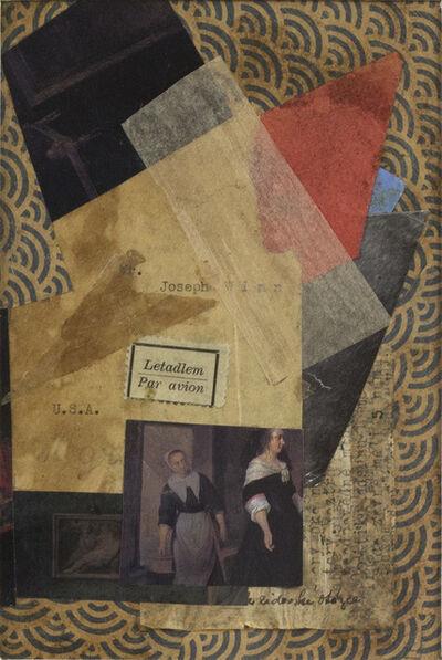 Janet Malcolm, 'Par Avion', 2000