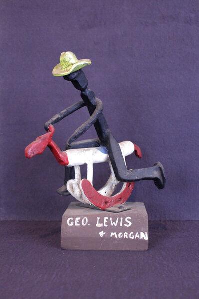 Frank Fulton, 'George Lewis & Morgan', ca. 1975