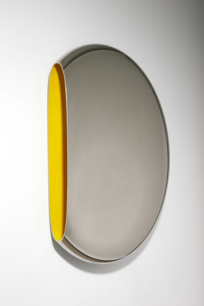 Fredrikson Stallard, 'Mirror 'Pantheon' Yellow', 2011