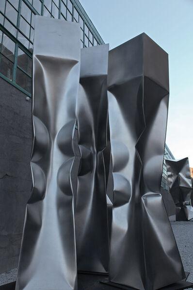 Ewerdt Hilgemann, 'Threesome NY, 3 parts', 2014