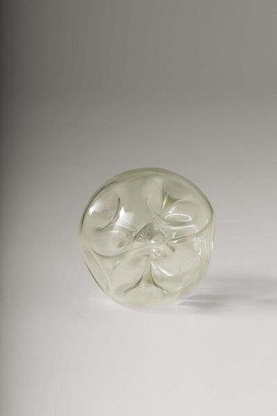 Paolo Tilche, 'A Pyrex glass sculpture', 1970 ca.