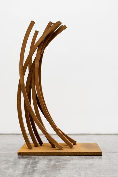 Bernar Venet, '86.5° Arc x 9', 2013
