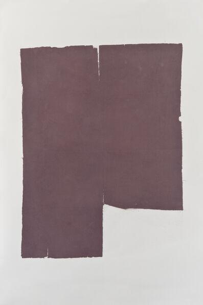 Patricia Dauder, 'Purple oxidation (stage 2)', 2015
