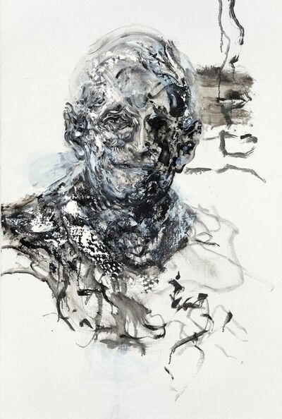 Maggi Hambling, 'Lett II', 2018