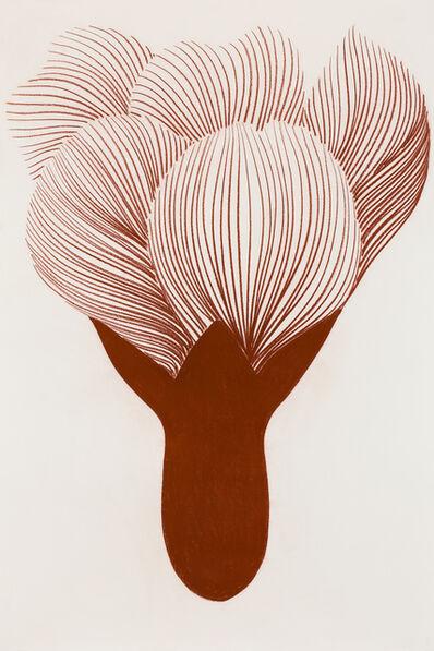 Najia Mehadji, 'Fleur d'amandier', 2004