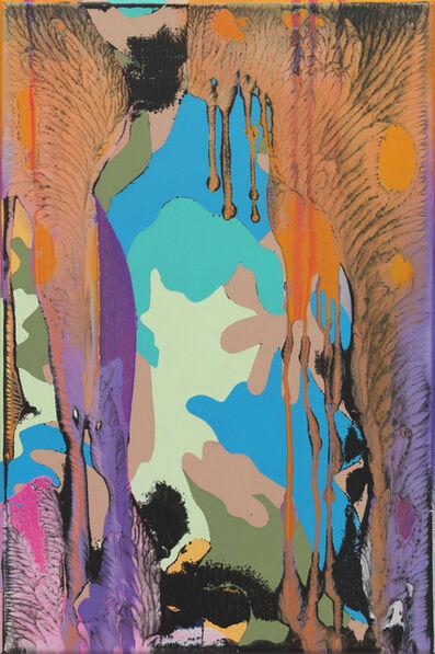 Christine Streuli, 'Warpainting 09', 2016